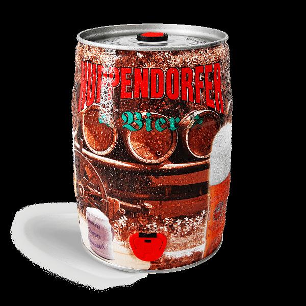 Huppendorfer Vollbier - 5 Liter Fass