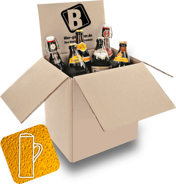 Bierpaket Kellerbier|Zwickl