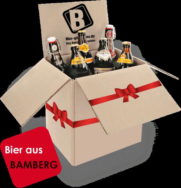 Biergeschenkbox Bamberg