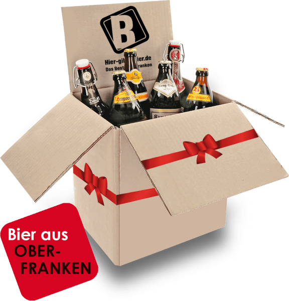 Gift package Oberfranken