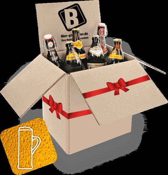 Biergeschenkbox Kellerbier