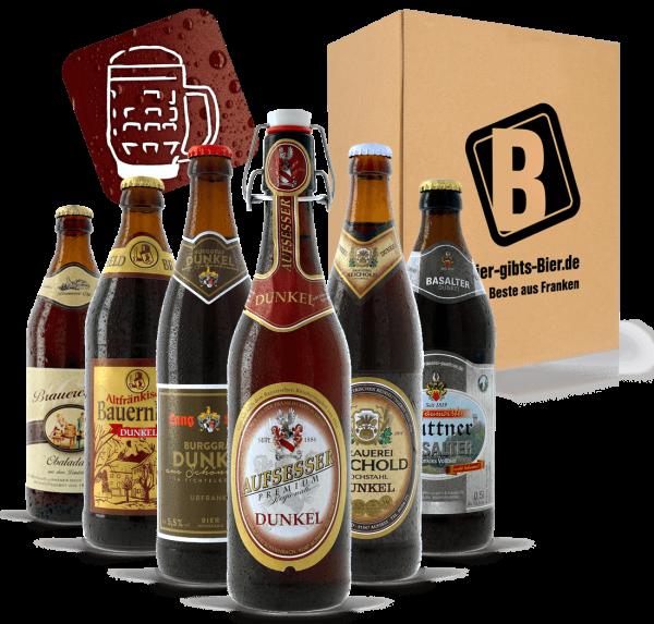 Bierbox Dunkles Bier