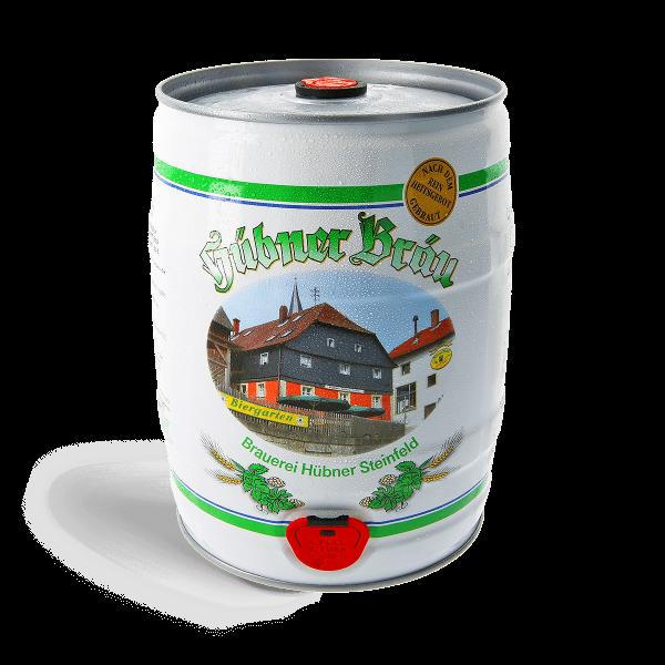 Hübner Vollbier - 5 Liter Fass