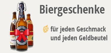 Biergeschenke Übersicht