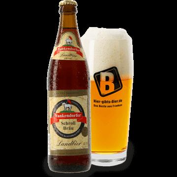 Nankendorfer Landbier Brauerei Schroll