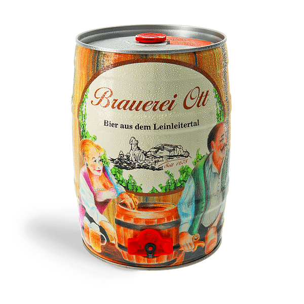 Ott Original Obaladara - 5 Liter Fass