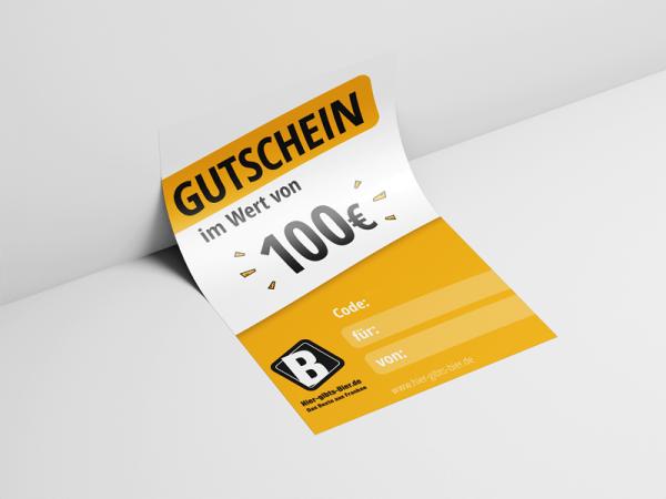 Express Gutschein 100 EUR