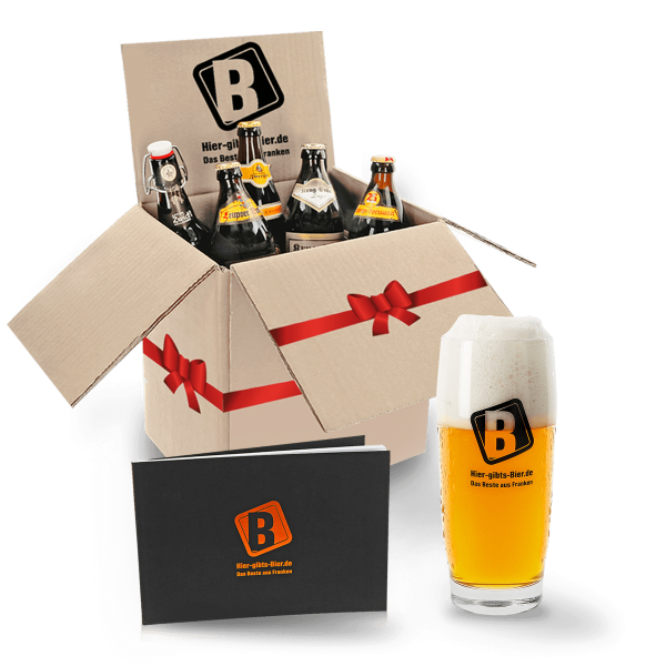 Gift package - Beer tasting.