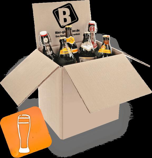 Bierpaket Weissbier