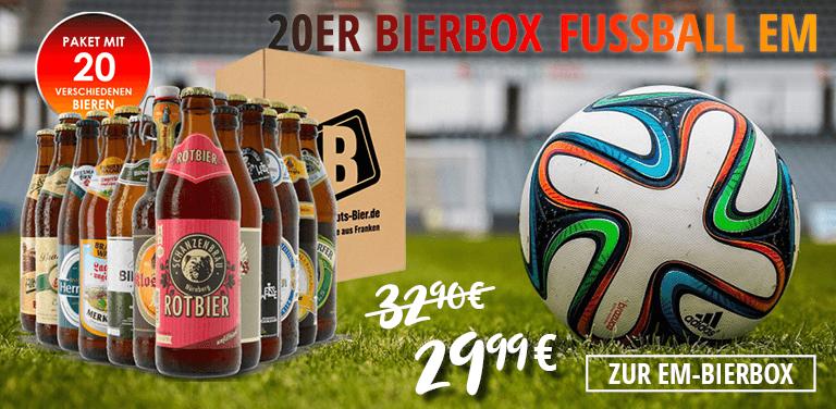 Bierbox Fussball EM