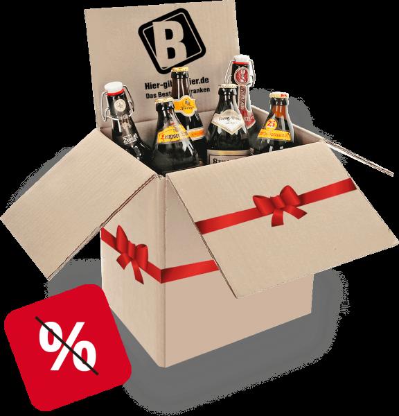 Geschenkpaket - Alkoholfrei