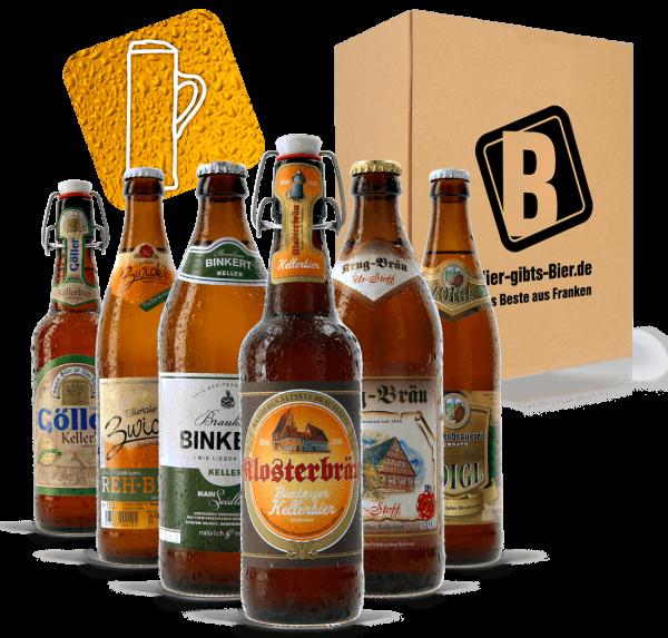 Bierbox Kellerbier