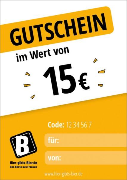 Express Gutschein 15 EUR