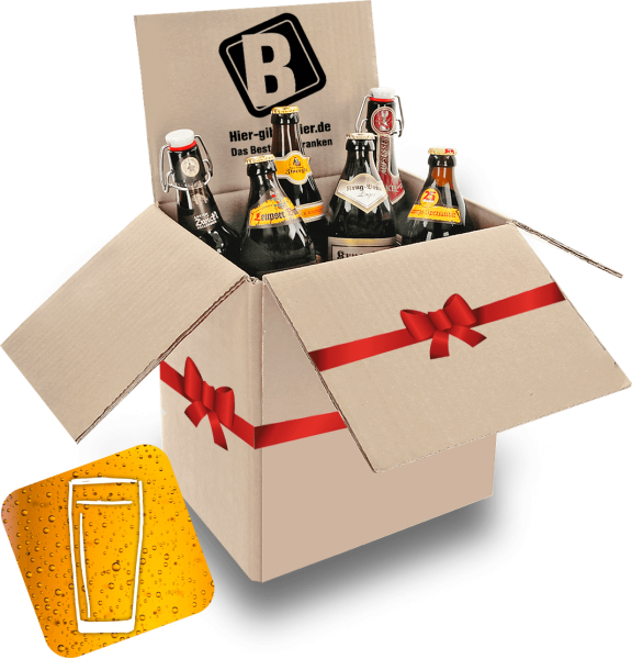 Bierbox Geschenk Lager