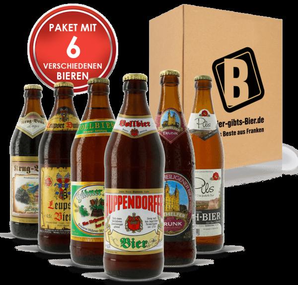 Gift package Oberfranken