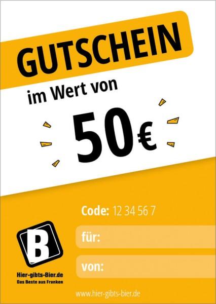 Express Gutschein 50 EUR