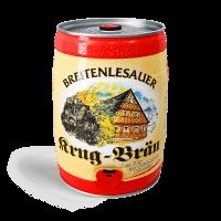 Krug Bräu - Lager 5 Liter Dose